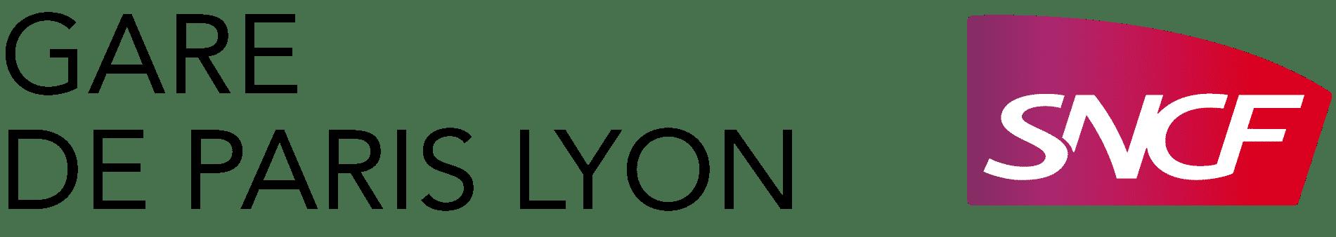 Paris Gare de Lyon logo