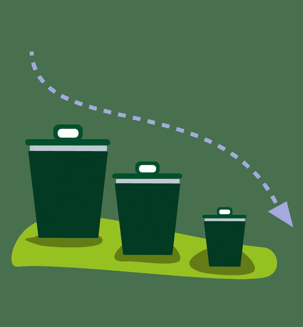 Réduction déchets entreprise