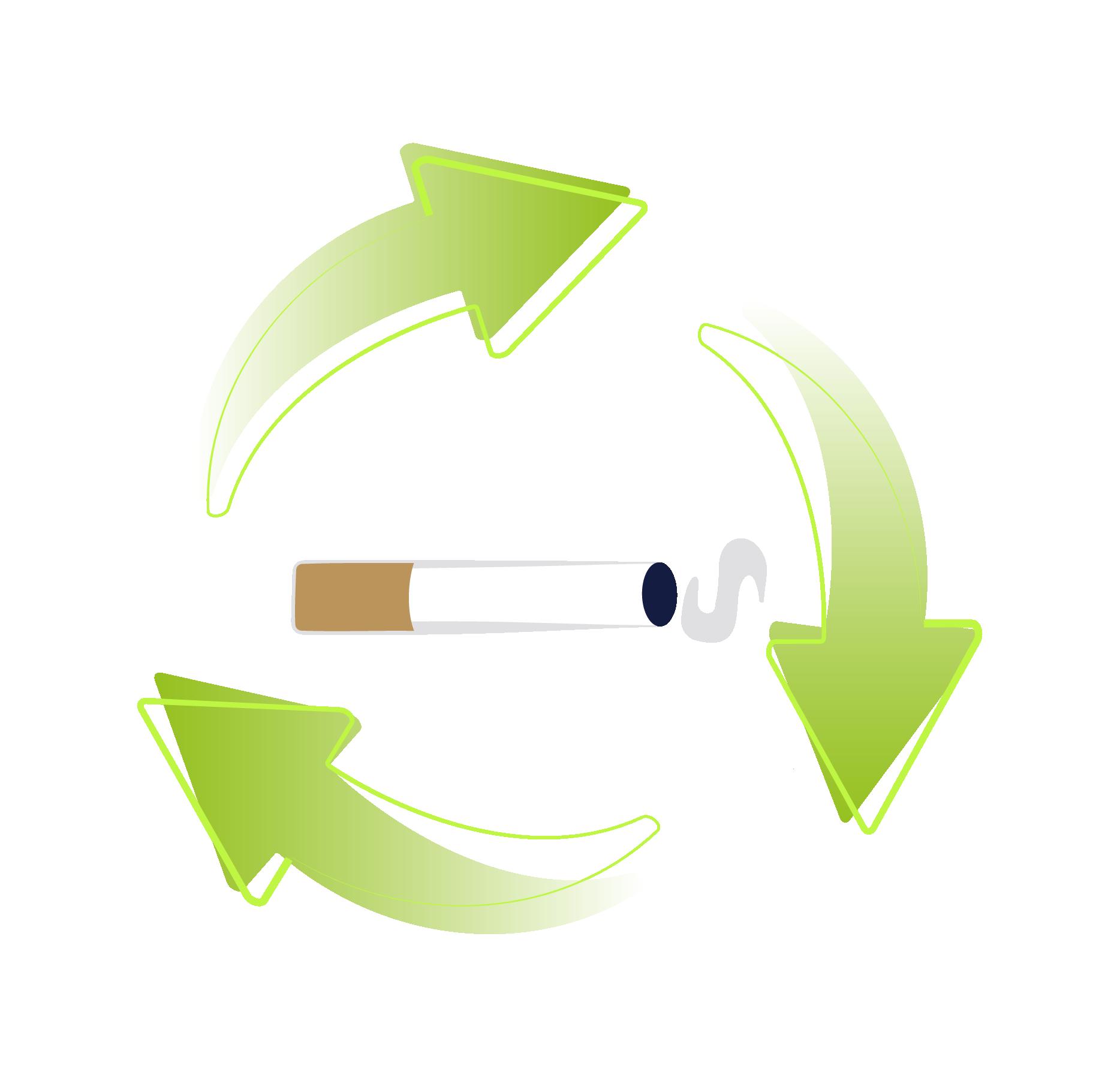Traitement déchets mégots